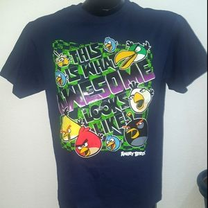 New Angry Birds t-shirt